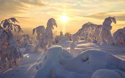 Ski ferie i Saariselkä