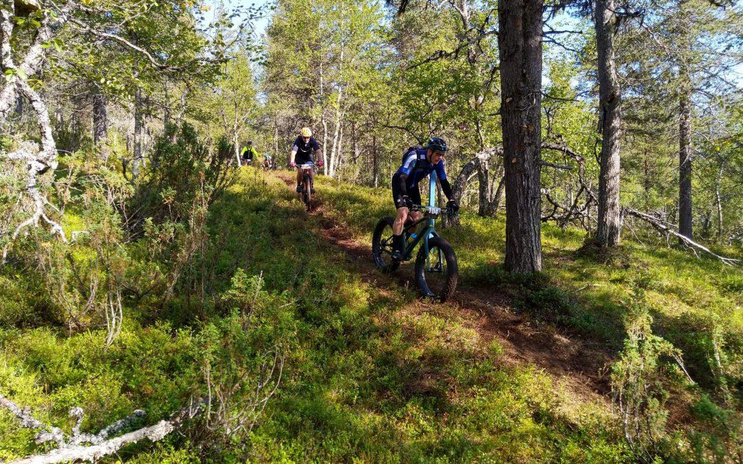 Det er fortsatt tid- Bike Park Saariselkä & auml; & Chair Lift åpen 15.9. inntil
