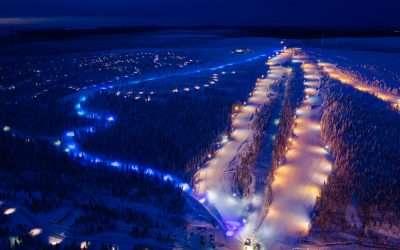 Julebordssesong i Saariselkä