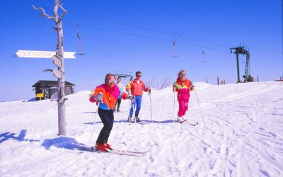Pääsiäinen & Retro Ski