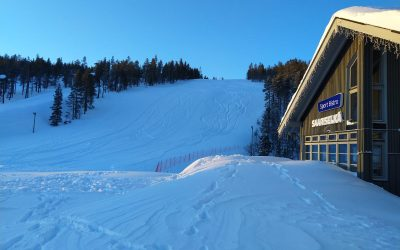 Саариселкя Ski & Спорт Резорт закрывает центр в понедельник 23.3.2020 В 17