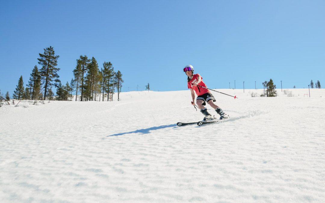 Saariselän hiihtokeskus avaa kesälaskettelukauden 1.6.2020