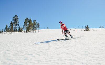 Горнолыжный курорт Саариселькя открывает летний лыжный сезон 1.6.2020