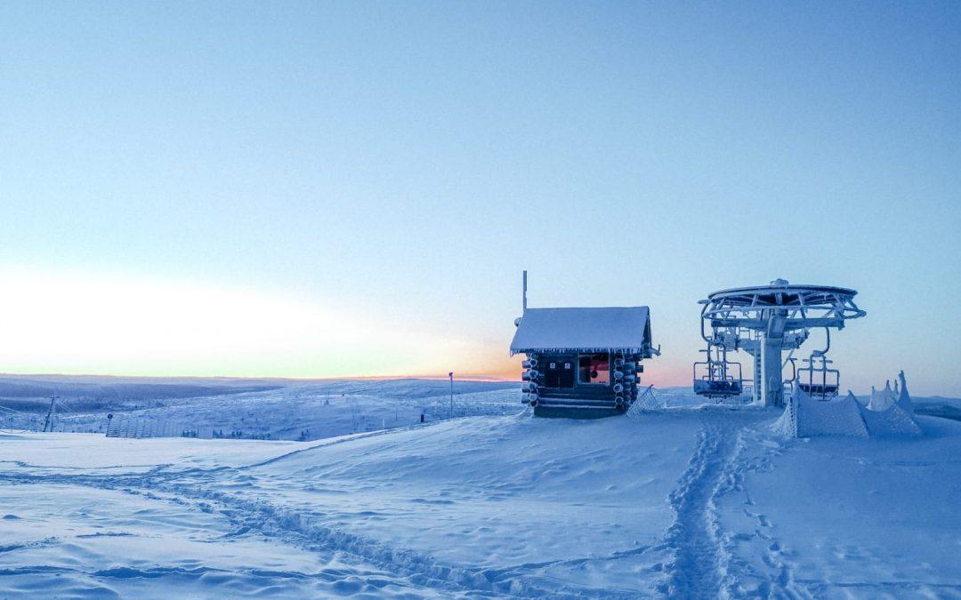 The ski resort is closed 14.1.2021